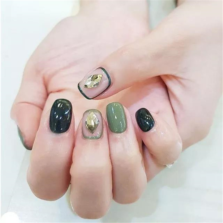 Do dozens of nail art, or the most unique personality of the package~/></p> <p><a href=