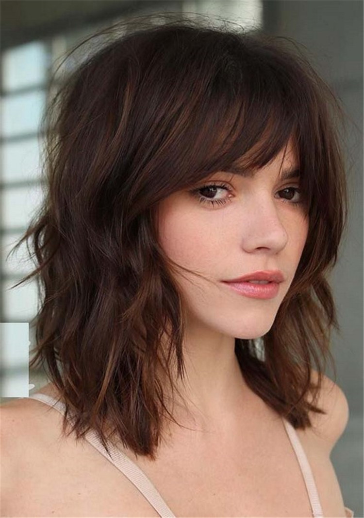 Stunning 82 photos with creative hairstyles for 2019 - 2020 medium hairstyle/></p> <p><a href=