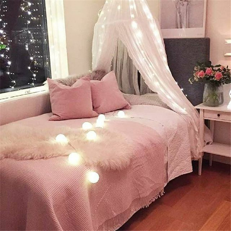 Stunning and warm girl bedroom bedding decoration/></p> <p><a href=