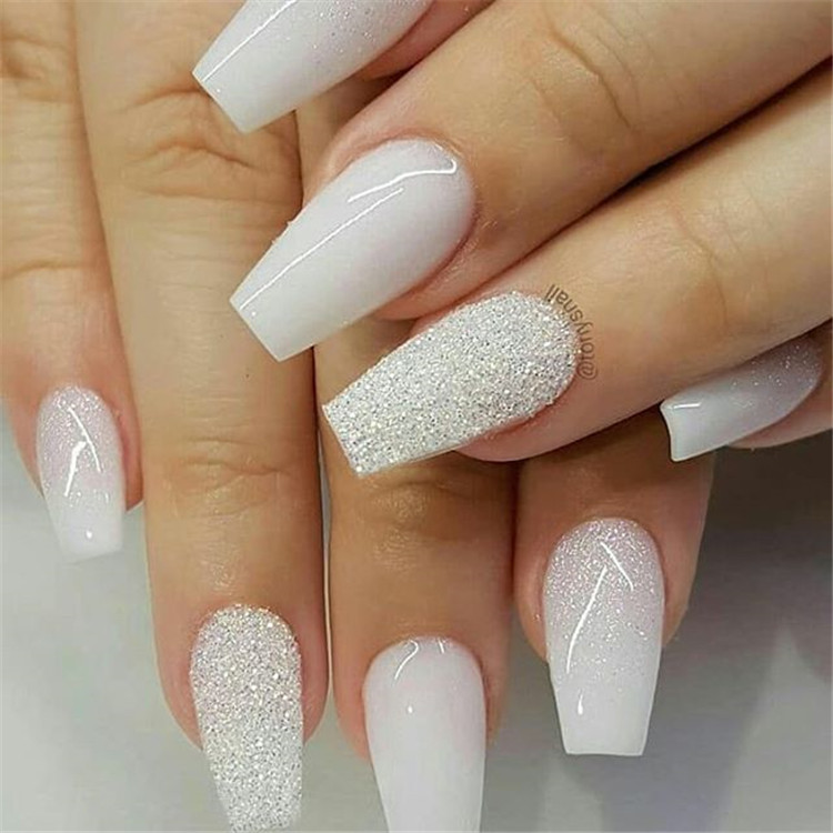 The idea of 92 exquisite nails♡💅/></p> <p><a href=