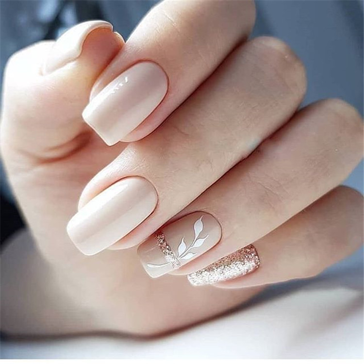Nail Polish Trends 2020.2019 2020 Novelty And Trends In Manicure Page 64 Of 119