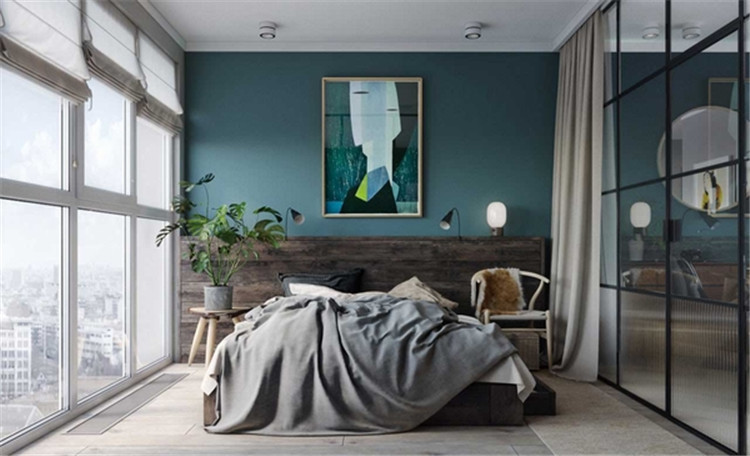 Farewell to the cold, embellish the home design with spring colors/></p> <p><a href=