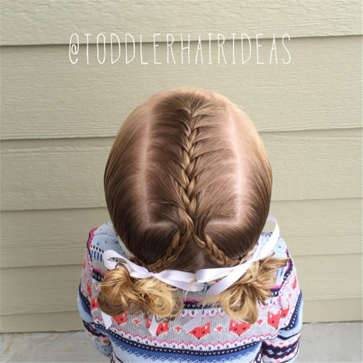 Beautiful children's hairstyles - everyday and vacation choices/></p> <p><a href=
