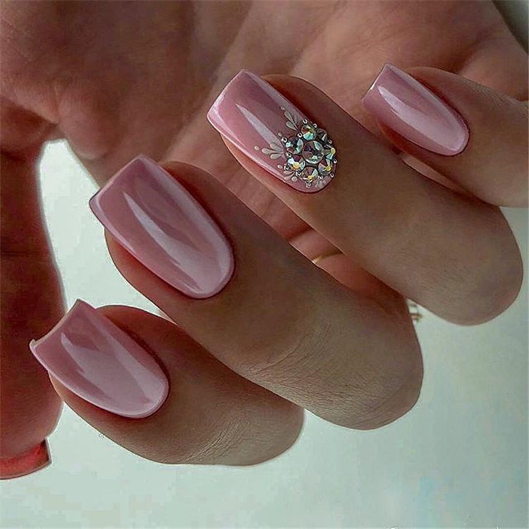 Popular Nail Colors 2020.2019 2020 Most Popular Color Mixing Nail Art Page 11 Of