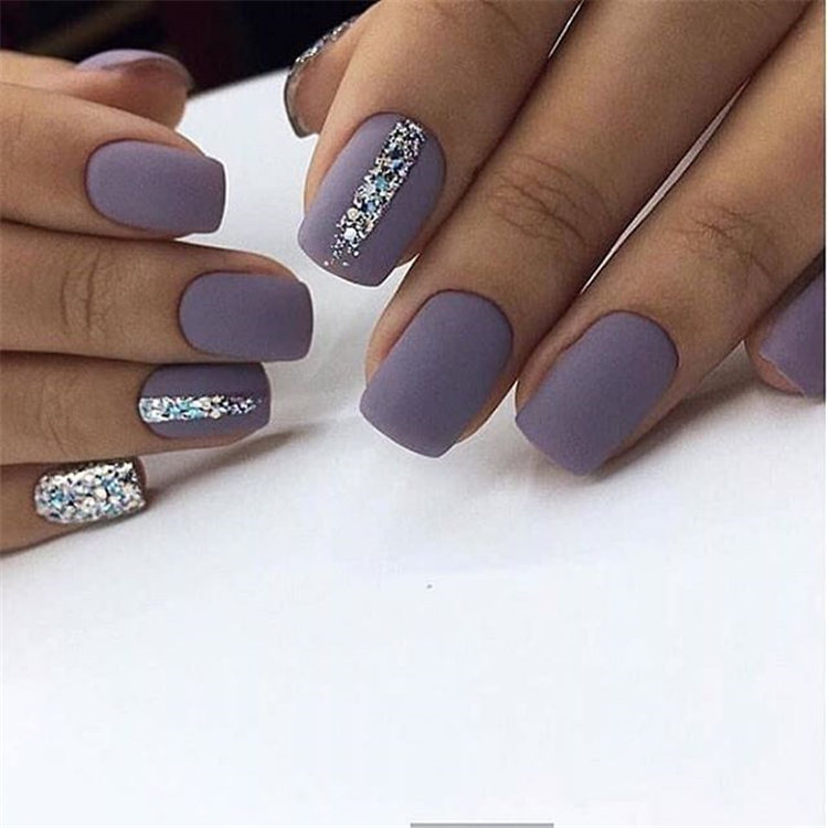 Popular Nail Colors 2020.2019 2020 Most Popular Color Mixing Nail Art Page 3 Of 105