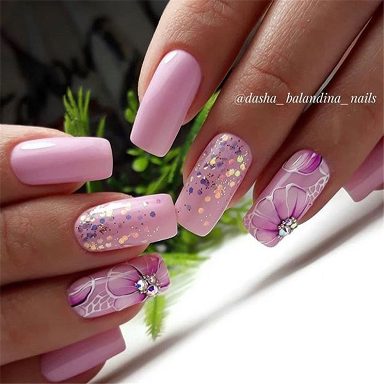 Say goodbye to mediocre nail design/>–nextpage–></p> <p>I hope everyone can enjoy these nail designs and share them with your friends, give them inspiration, and let them say goodbye to ordinary nail art.<br /> <img src=