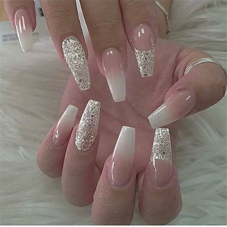 100+2019 trend nail design inspiration picture
