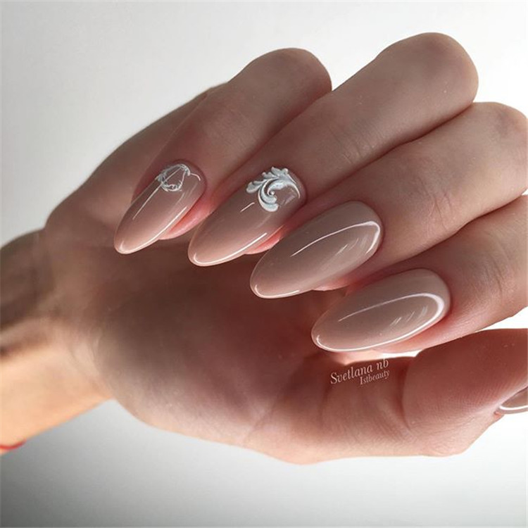 120 nails 2019 acrylic design trend idea