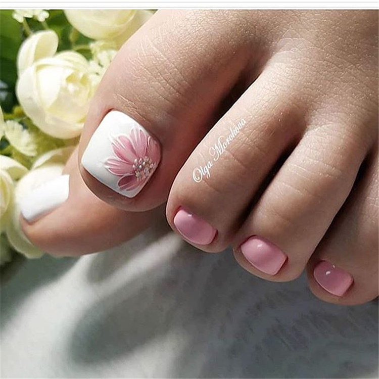150+ simple and cute natural acrylic coffin nails design