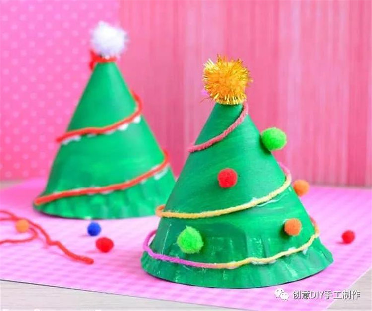 DIY creative Christmas tree, essential Christmas crafts/></p> <p><a href=