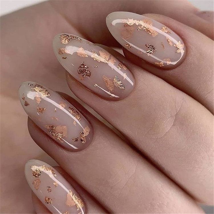 More than 100 fashionable nail designs, there is always something you like./></p> <p><a href=