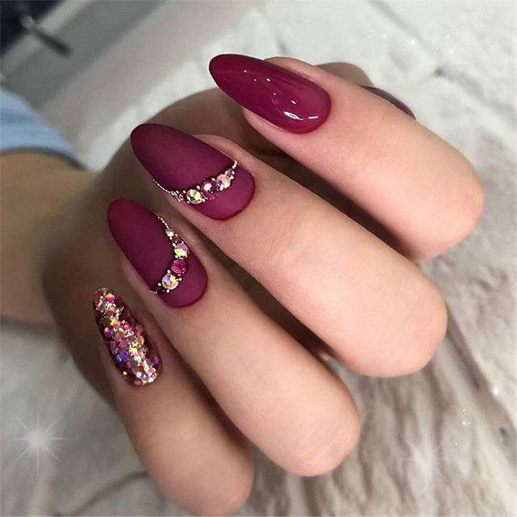 100 trendy new nail art collections worth having/></p> <p><a href=