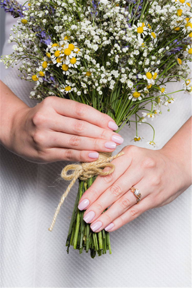 The most beautiful wedding nails, we help you choose/></p> <p><a href=